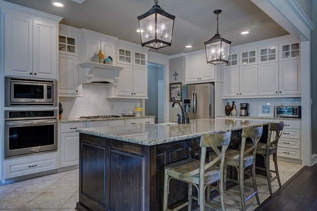 Design your kitchen with smart and small kitchen remodel ideas