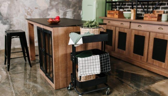 12 Best Kitchen Trolley Design Ideas