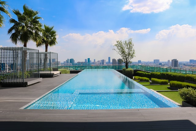 Construct the swimming pool of your dreams